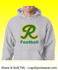 PERSONALIZED Hooded Sweatshirt Design Zoom